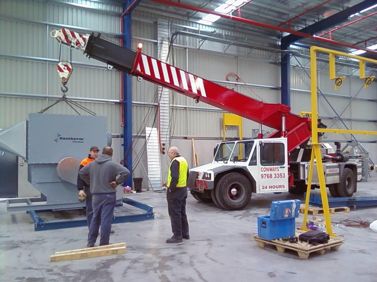 Iron Mountain Airtight Solutions