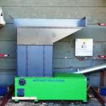 EZ8 wood shredder