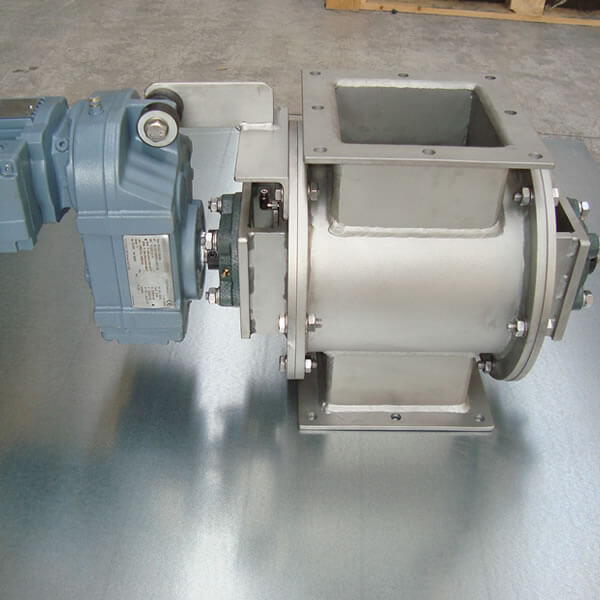 Stainless Steel rotary valve 2