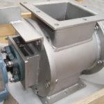 Stainless steel rotary valve 1