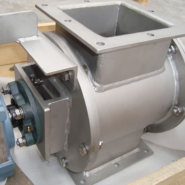 Stainless steel rotary valve 1