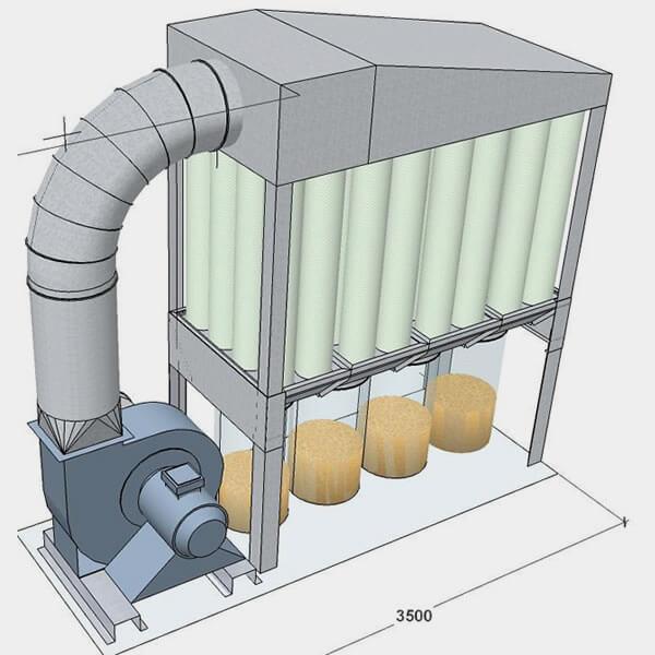 T1000 filter