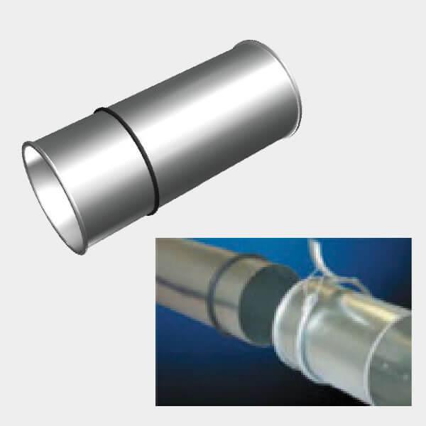 telescopic duct