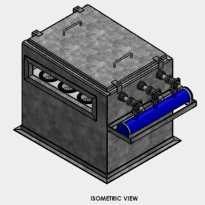 BPB Series Conveyer Vent Filters