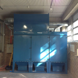 Auto M Dust collector